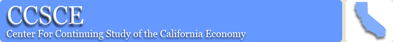 Center For Continuing Study of the California Economy